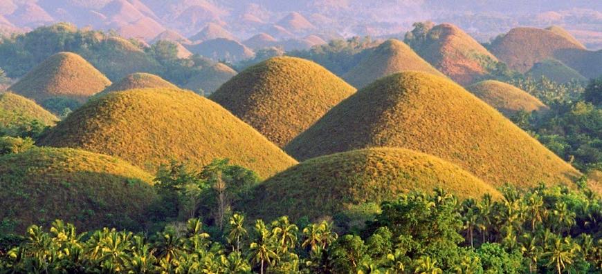 Chocolate Hills, Philippines