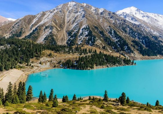 Places to Explore in Kazakhstan