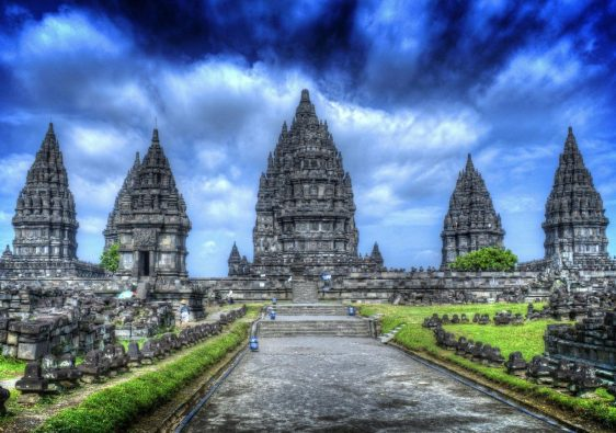 Ancient Temples In The World