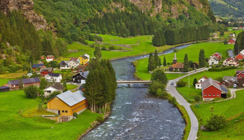 Most Heart-Stealing Villages Of Norway
