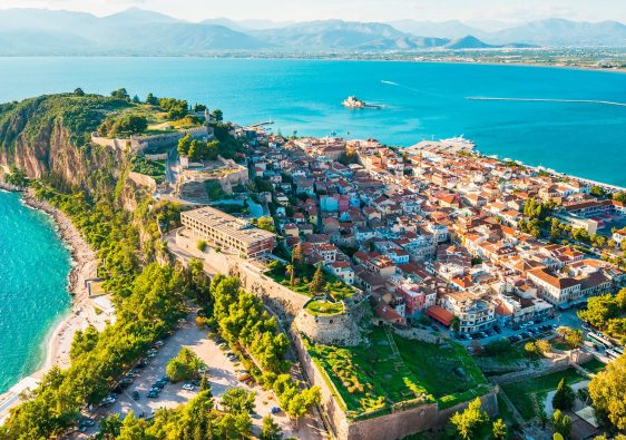 Places To Visit In Peloponnese