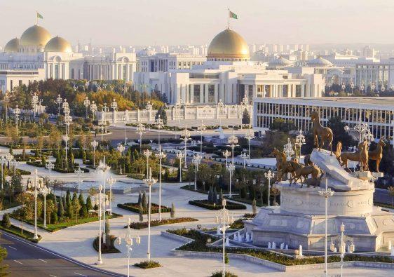 Places To Visit In Turkmenistan