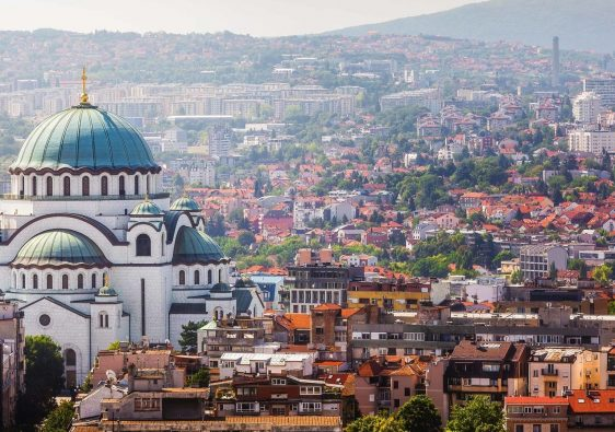 Gorgeous Places To Visit In Serbia