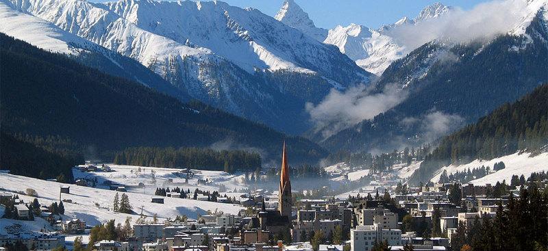 Verbier Pass Davos