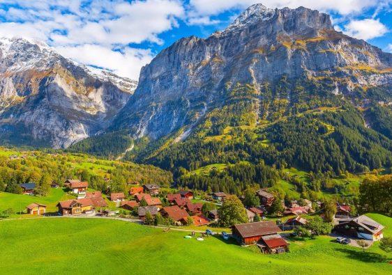 Unique Places To Visit In Switzerland