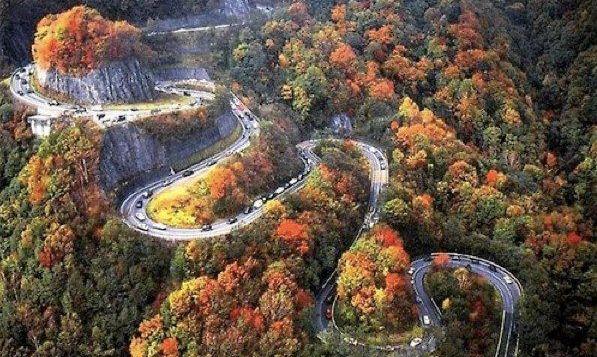 Romantic Road, Japan