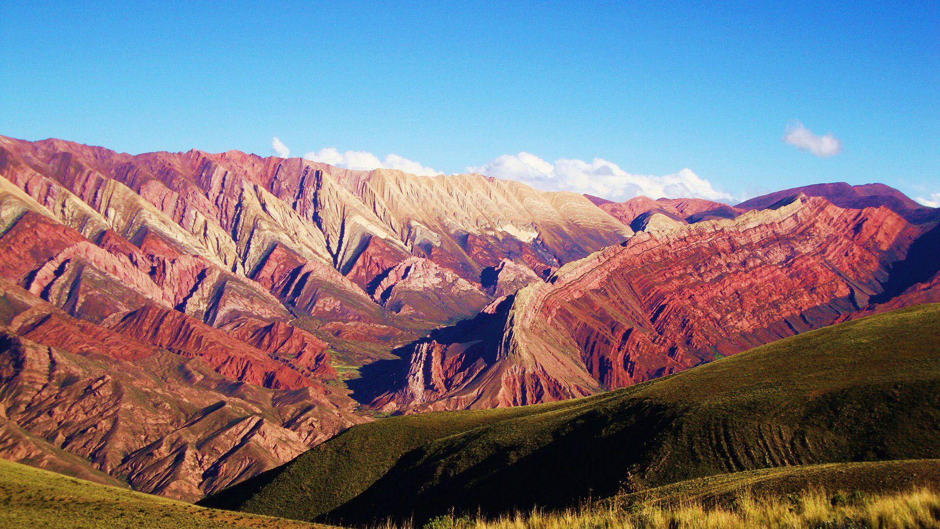 Serranía de Hornocal Mountains, Jujuy, Argentina