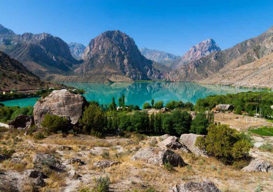Tajikistan Attractions