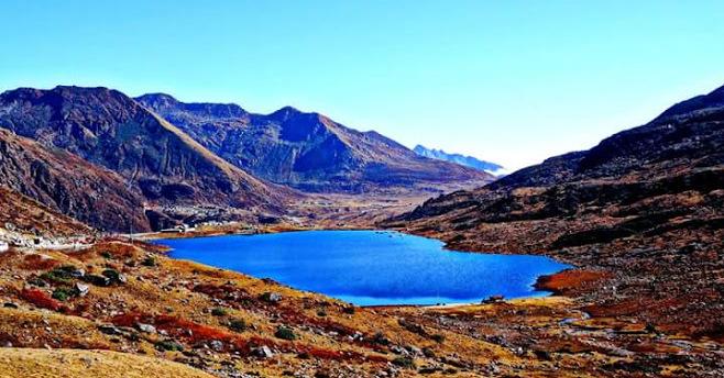 Lake Menmecho, Sikkim