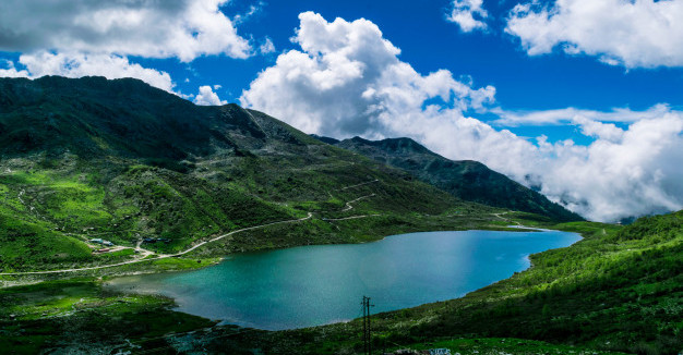 Kupup Lake, Sikkim