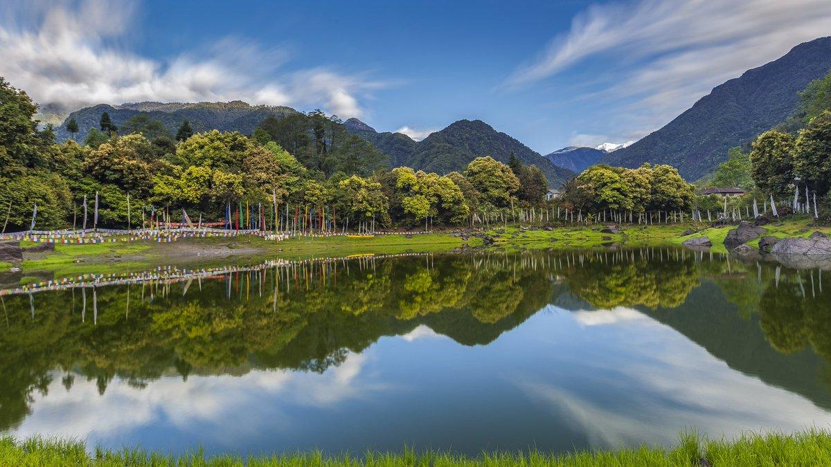 Kathok Lake, Sikkim