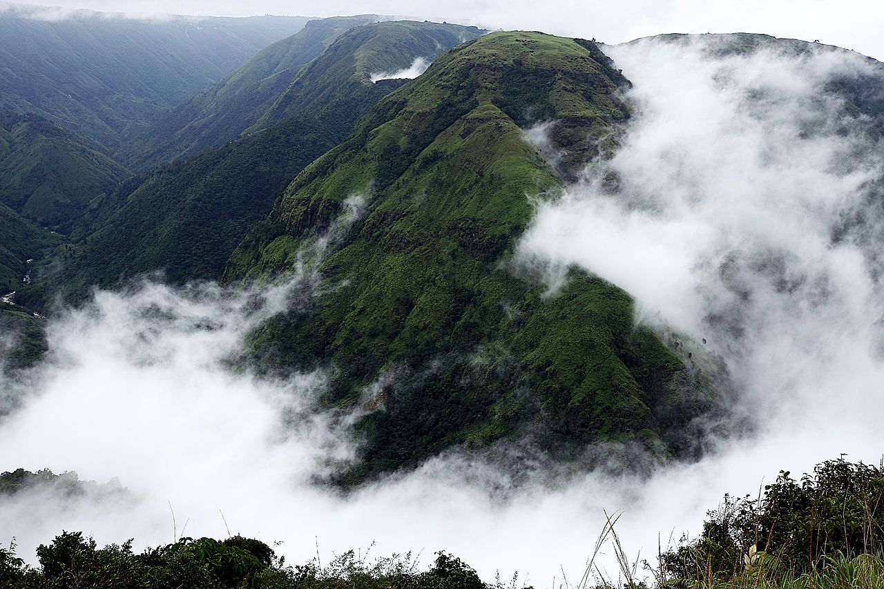 Mawsynram - Wettest Places on Earth