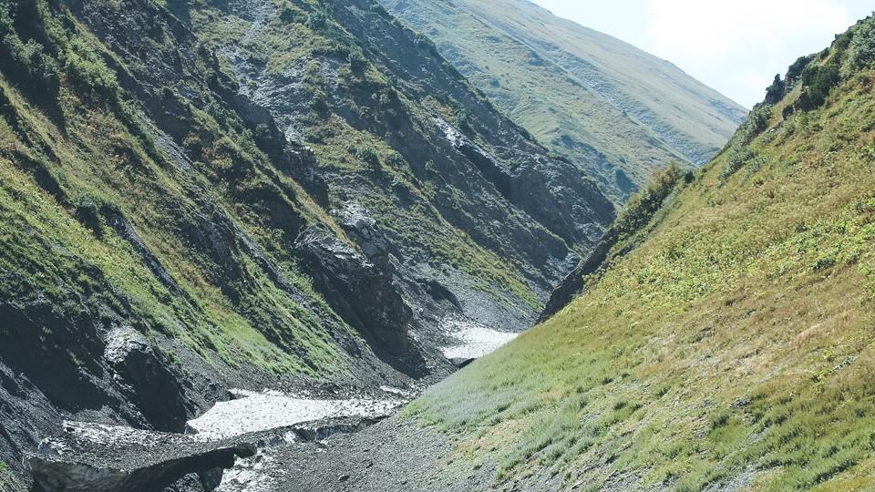 Karavshin Gorge