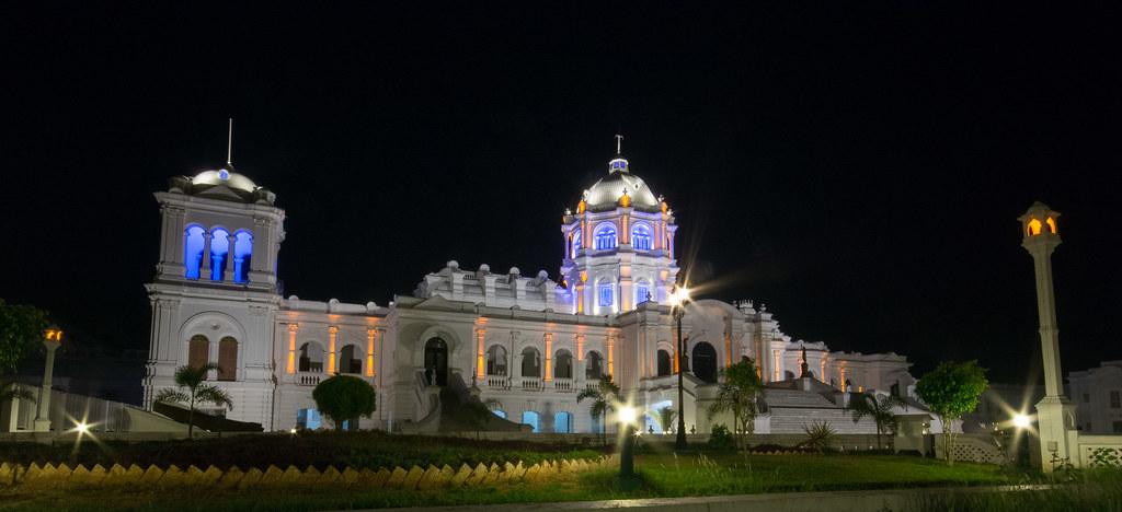 Tripura State Museum (Ujjayanta Palace)