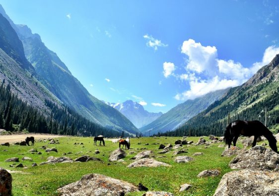 Places To Visit In Talas (Kyrgyzstan)