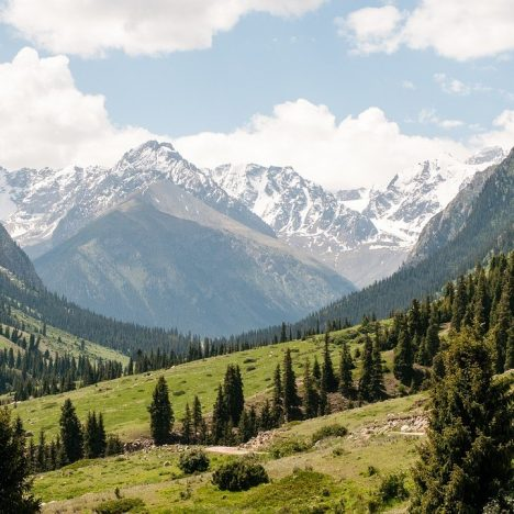 4 Beautiful Places To Visit In Talas (Kyrgyzstan)