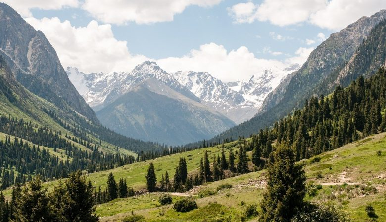Visit the 5 Stans of Central Asia