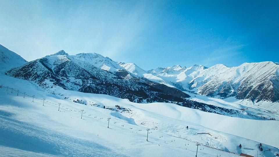 Chunkurchak Ski Resort