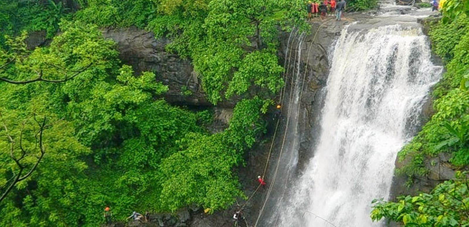 Diksal Waterfall