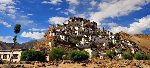 Hundur Monastery, Ladakh