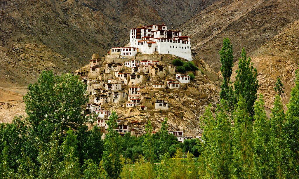 Sakti Village, Leh