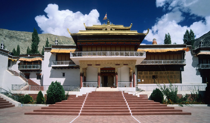 Samstanling Monastery, Ladakh