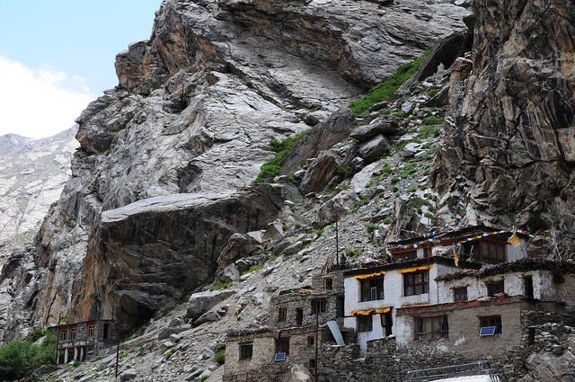 Stongdey Monastery, Ladakh
