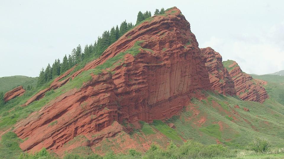 Jeti Oguz Gorge