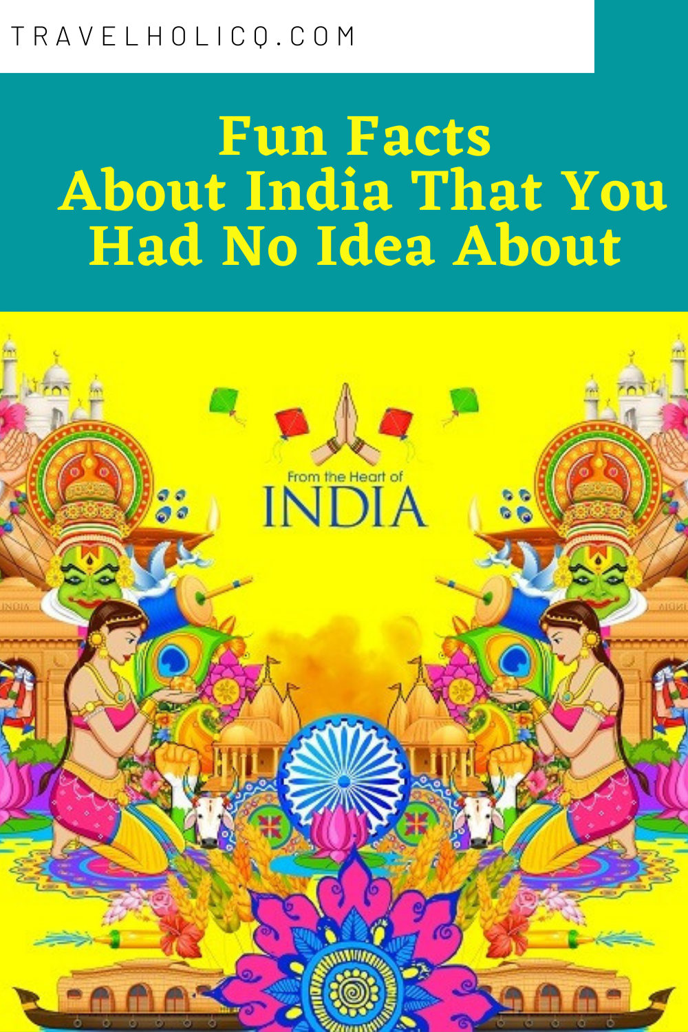 Fun Facts About India That You Had No Idea About