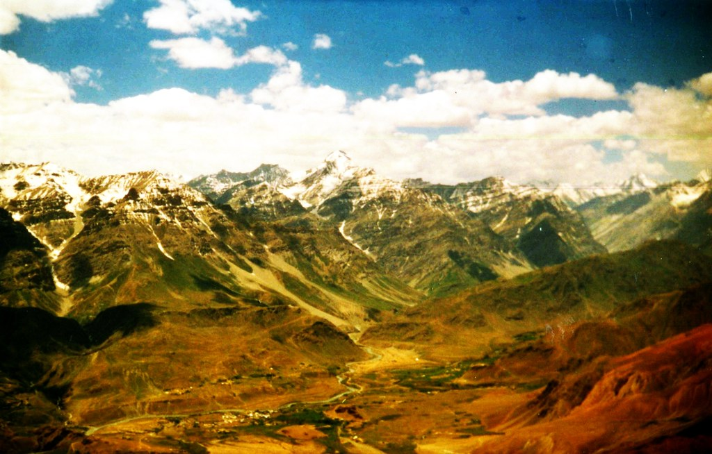 Mushkoh Valley