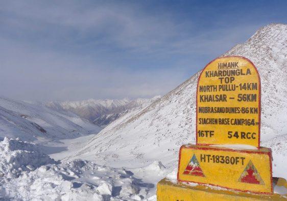Places To Visit In Khardung La Pass