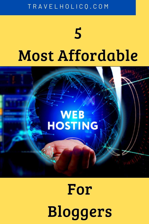 Most Affordable Web Hosting Sites