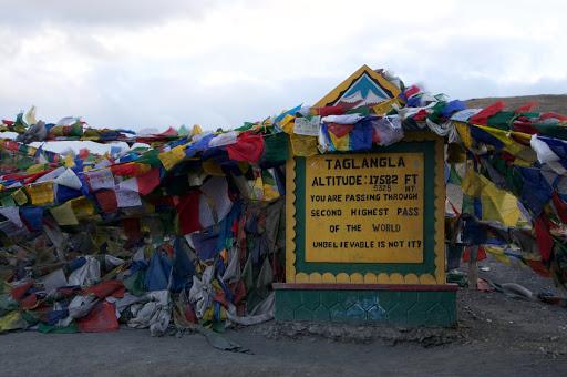 Taglang La Pass, Ladakh