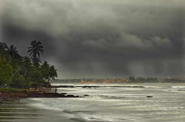 Goa in Monsoon