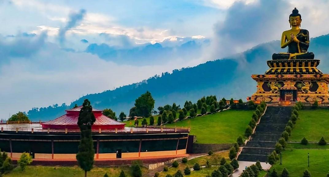 Ravangla, South Sikkim