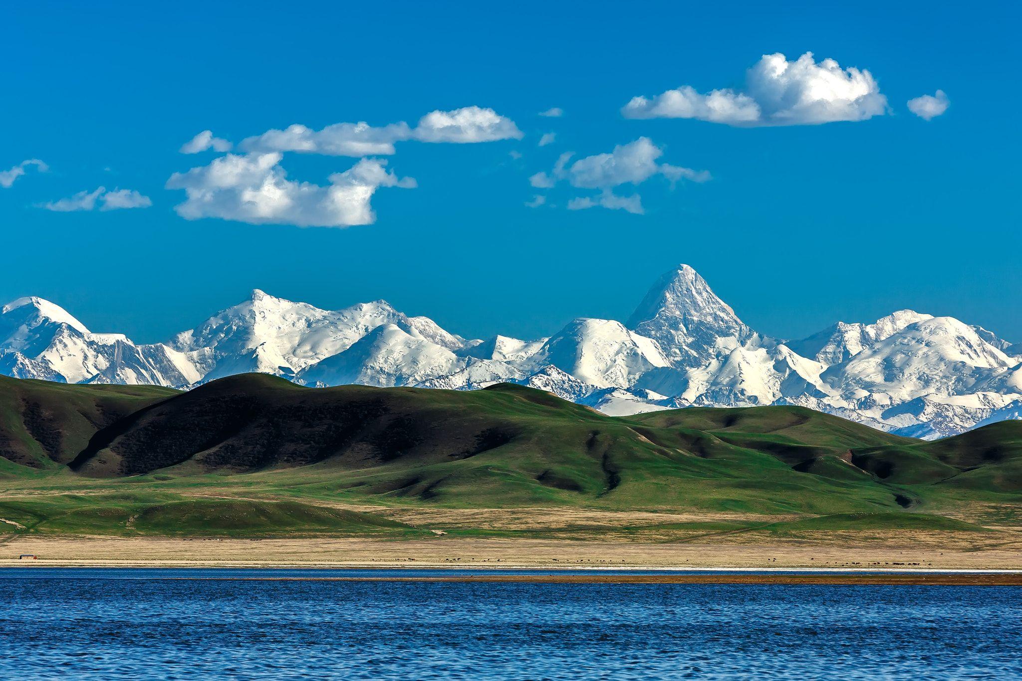 Dead Lake of Kyrgyzstan