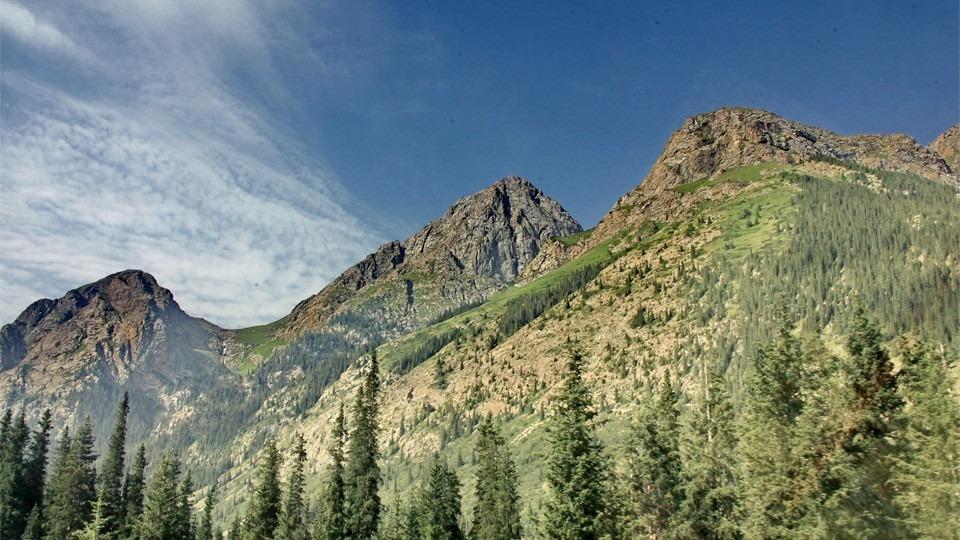 Barskoon Gorge