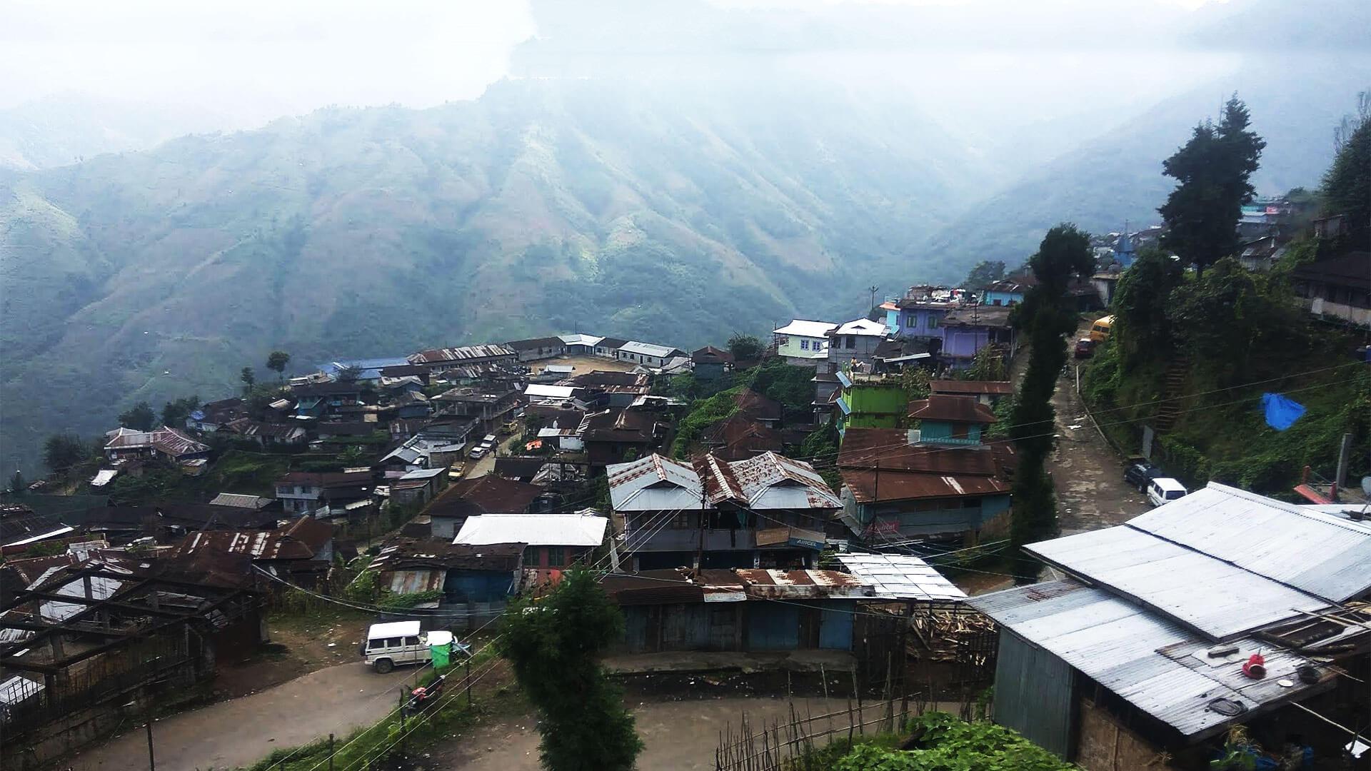 Chilise Village, Nagaland