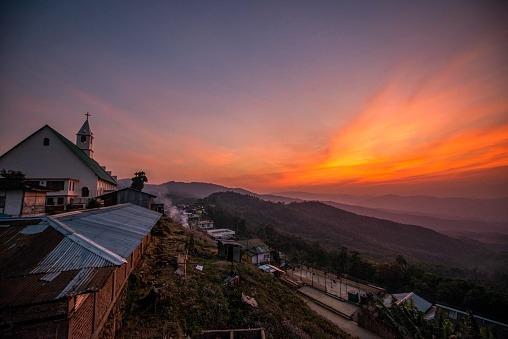 Chuchuyimlang, Nagaland