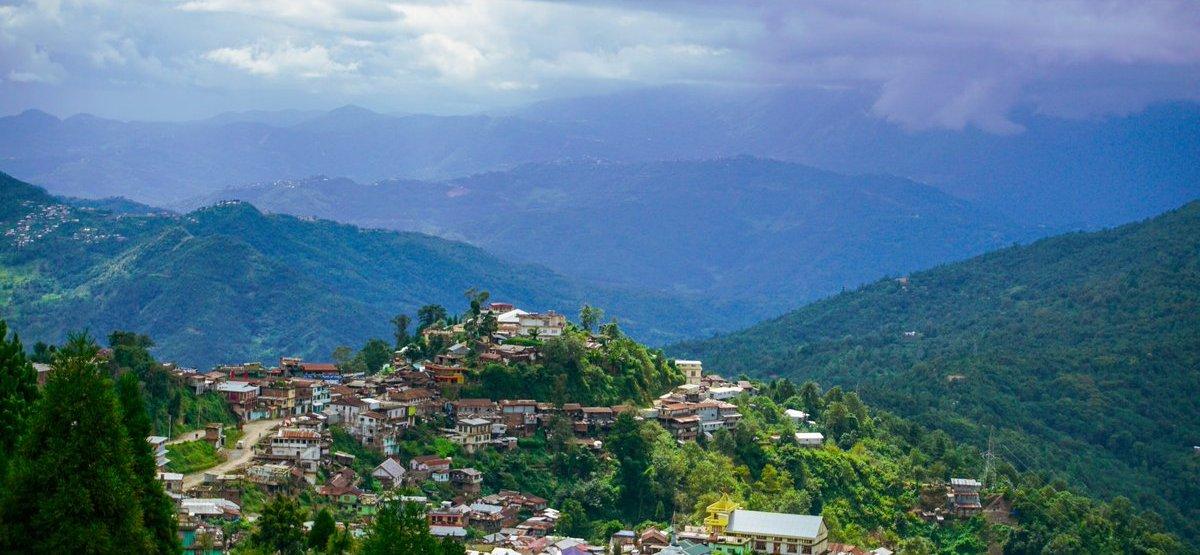 Khezakenoma Village, Nagaland