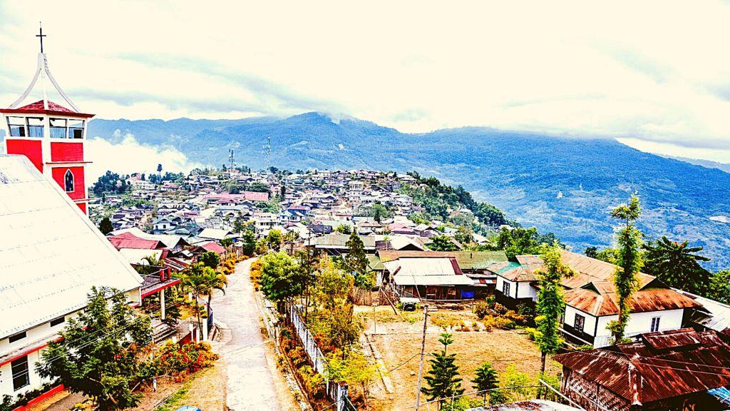 Mopungchukit, Nagaland