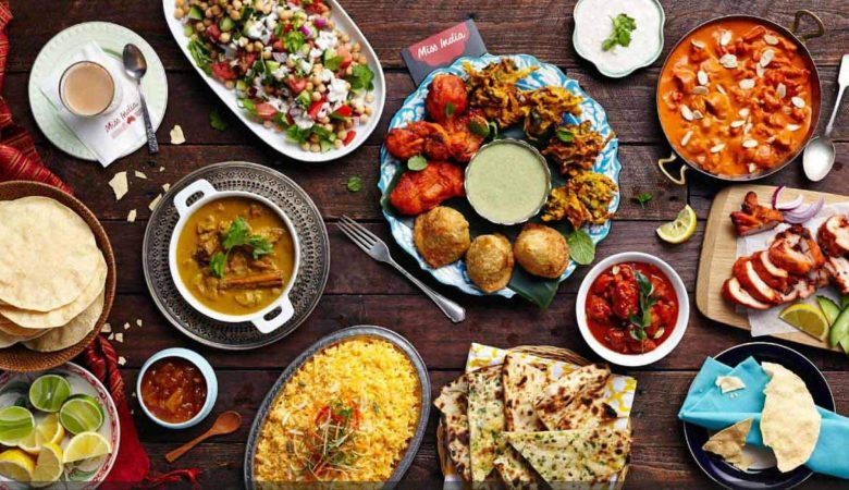 Most Famous Indian Foods