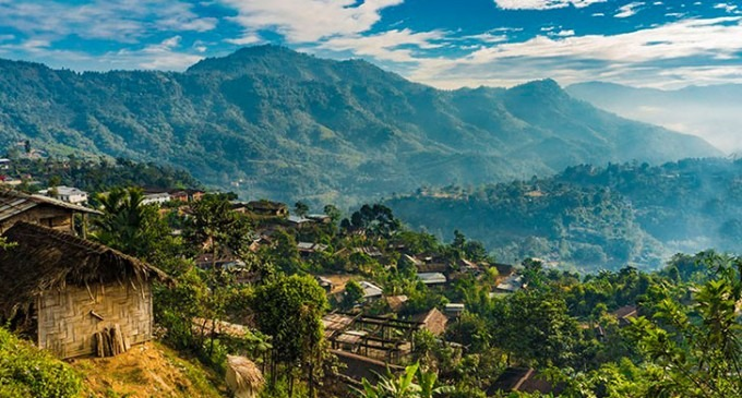 Pfutsero Phek, Nagaland
