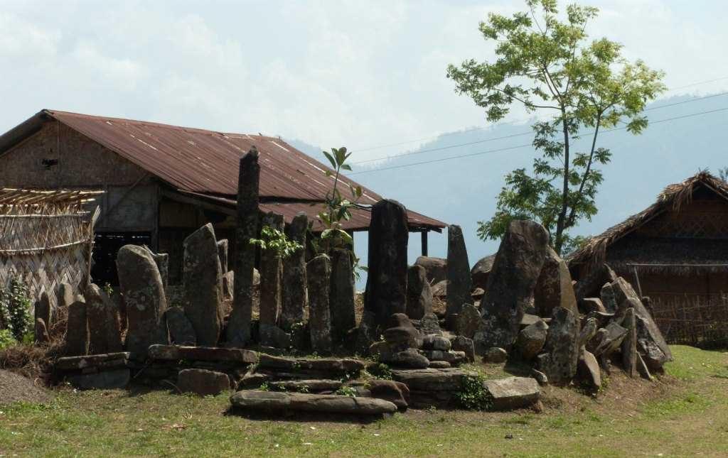 Shangnyu Village, Mon