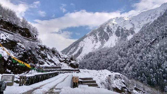 Tosar Lake, Sikkim