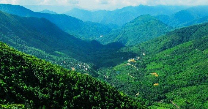 Haflong, Assam