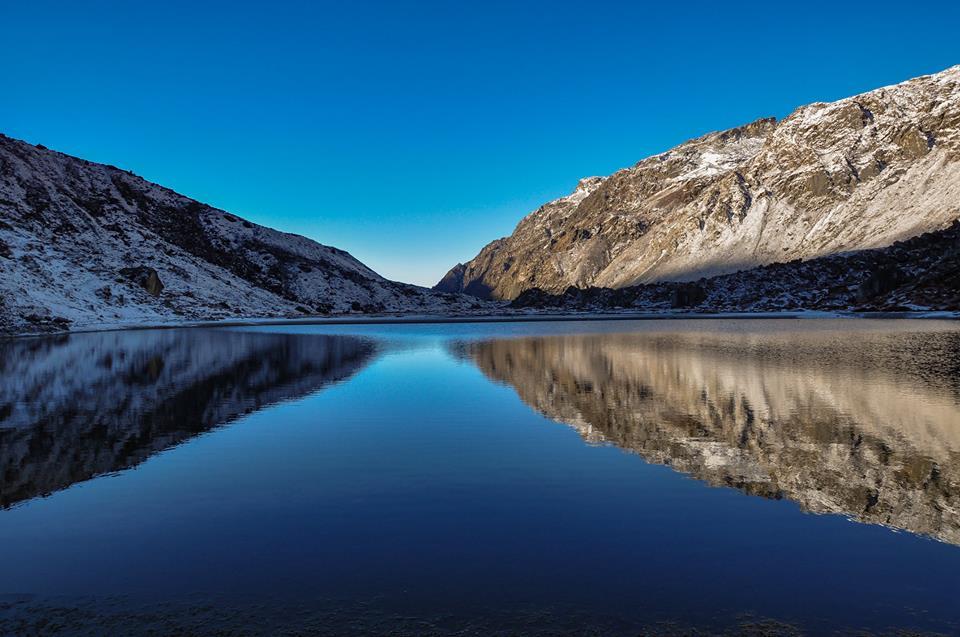 Samiti Lake, Sikkim
